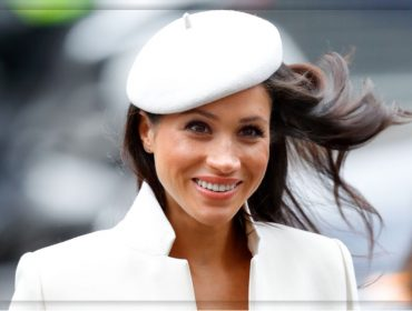 "Prestes a entrar para a realeza britânica, Meghan Markle faz bonito como ""aprendiz de princesa"""