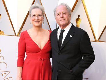 Meryl Streep não levou o Oscar no domingo, mas o marido dela sim…