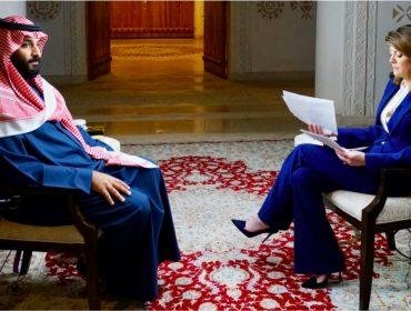 Polêmico príncipe herdeiro da Arábia Saudita fala à TV americana sobre (quase) tudo…