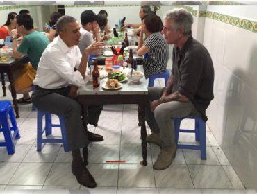 Mesa de restaurante no Vietnã onde Obama jantou é transformada em santuário. Entenda!