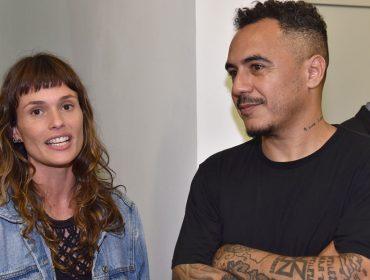 Exposição de Tomie Ohtake na Galeria Nara Roesler agita a turma artsy no Rio