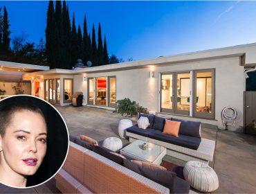 Rose McGowan vende casa em Los Angeles para custear processo contra Harvey Weinstein