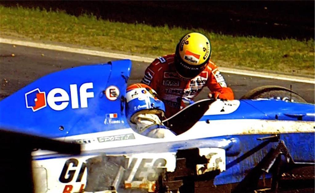 ee905786be No aniversário do eterno campeão Ayrton Senna