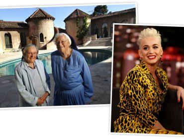 """Freira que morou em convento comprado por Katy Perry afirma estar """"quebrada"""" e culpa a cantora"""