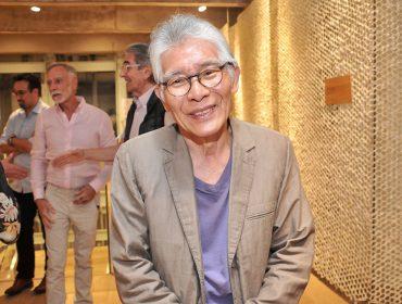 Galeria Bergamin&Gomide armou jantar em torno do artista Takesada Matsutani