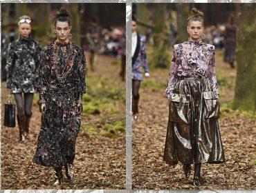Chanel leva sofisticação à sério com coleção dominada por mood outonal