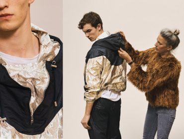 Primeira coleção masculina criada por Isabel Marant já esta dando o que falar…