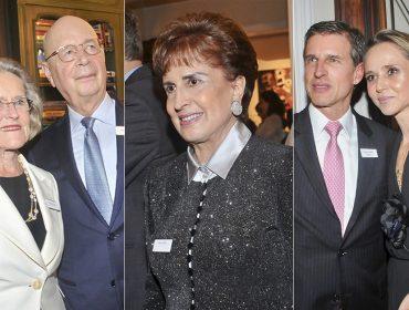 Poderosos, presidenciáveis e famosos: o que rolou no jantar chez Milú Villela