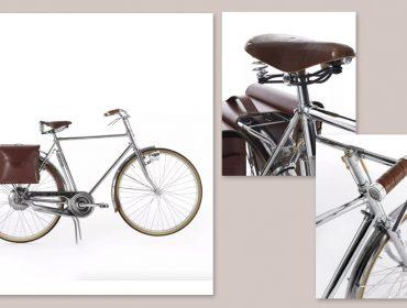 Lá em Casa ou na garagem: as bicicletas da Trousseau são puro luxo
