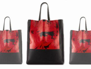Desejo do Dia: a tote Calvin Klein que traz impressa tela faroeste de Andy Warhol