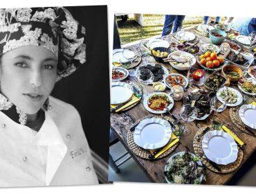 De Ibiza para São Paulo: Ferial Khecha, uma das chefs mais disputadas do momento está na área!