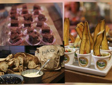 APP traz roteiro de restaurantes saudáveis com receitas e comidinhas de dar água na boca!