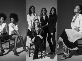 Em homenagem ao Dia da Mulher, Corello reúne turma positiva em campanha de empoderamento
