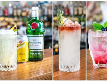 Para curtir o final de semana aprenda a receita de três drinks do Vizinho Gastrobar