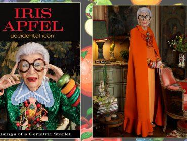 """Aos 96 anos, Iris Apfel lança livro e manda recado: """"Você deve se divertir antes de qualquer coisa"""""""
