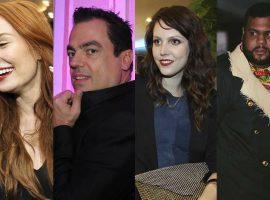 Lado B Glamurama traz Maria Eugênia Suconic, Marco Antonio de Biaggi, Jana Rosa e John Drops para bate-papo