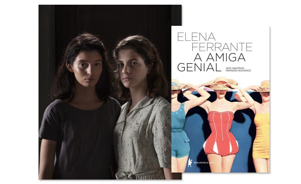 'A Amiga Genial': Primeiras fotos da série baseada no livro