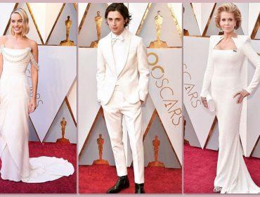 Oscar 2018: as tendências, acertos, escorregadas e o déjà vu no red carpet da premiação