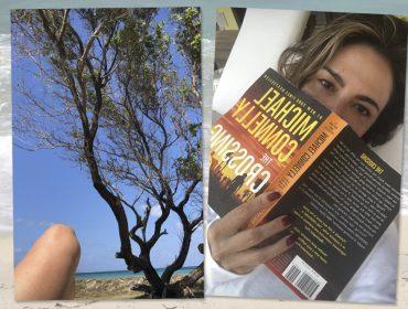 Luciana Gimenez sai de cena e vai para casa de praia do ex, Mick Jagger, no Caribe