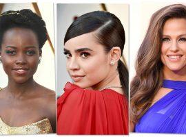 Alerta tendência: osmakes e penteados do Oscar 2018 que valem o close