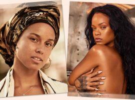 Cara lavada X maquiagem: padrões de beleza dividem celebridades