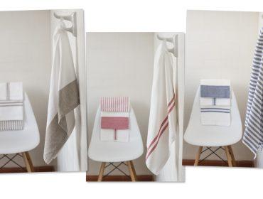 Lá em Casa: coleção de panos feitos à mão do Estúdio Avelós por Zizi Carderari