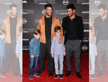 "Ricky Martin sobre ser gay e ter filhos: ""O importante é todo mundo se respeitar"""