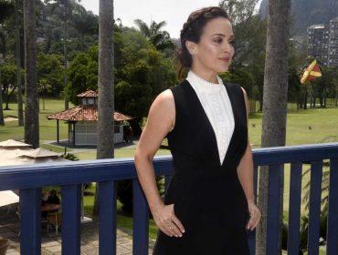 """Gabriela Duarte de volta à TV e ao Brasil revela: """"estou com a adrenalina alta"""""""