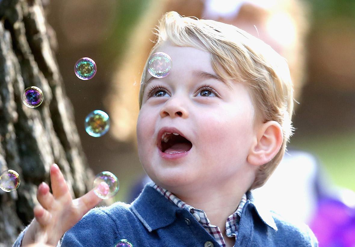 Príncipe William revela que a princesa Charlotte adora dançar