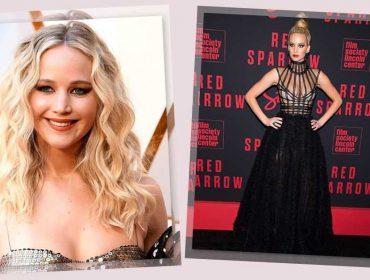 Jennifer Lawrence mostra seu lado camaleoa e transita do clássico ao rock'n'roll
