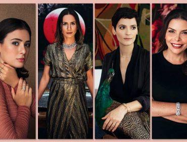 Direto da revista JP, quatro mulheres falam sobre as joias que não saem de moda