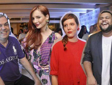 Sucesso total! Lado B Glamurama reuniu turma das boas para papo sobre moda, beleza e lifestyle