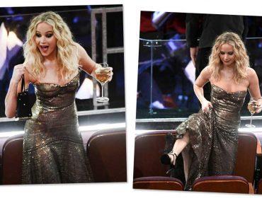 Hollywood anda preocupada com o alter ego de Jennifer Lawrence e suas estripulias