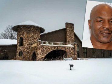 Mansão onde Mike Tyson viveu por uma década vai virar igreja evangélica. Veja as fotos!