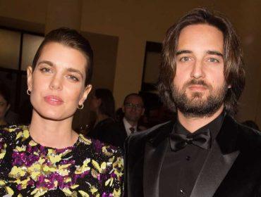 Depois de namoro conturbado, Charlotte Casiraghi, filha de Caroline de Mônaco, vai se casar com Dimitri Rassam