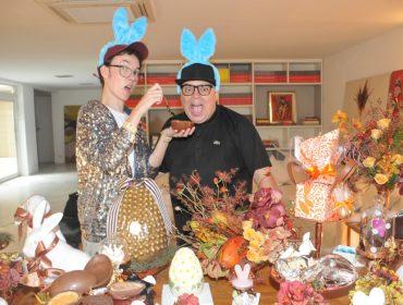 Diversão e delícias mil: os highlights da primeira degustação de ovos de páscoa do Glamurama. Vem!