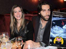 Pietra Bertolazzi está grávida de sua primeira filha: Stella!