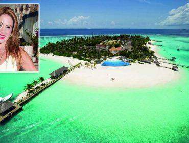 Luciana Rique arma festão nas ilhas Maldivas para comemorar 40 anos. Aos detalhes!