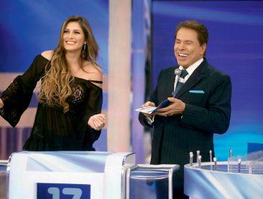 Desbocada Lívia Andrade, uma das favoritas de Silvio Santos, diz que sonha em ser Hebe Camargo