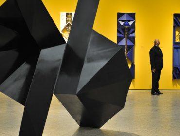 """A abertura da mostra """"A ancestralidade dos símbolos – África – Brasil"""" agitou o Masp nessa quinta-feira"""