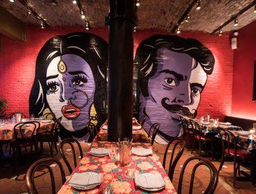 Novo restaurante em NY ganha decoração à la Wes Anderson e o resultado é tipo uau!