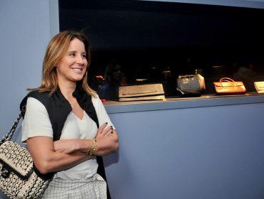 Lulus participam de visita guiada pela exposição da Hermès no Iguatemi SP