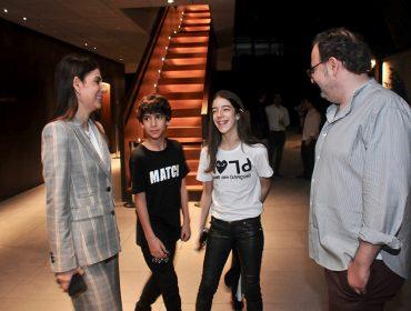 Noite especial marcou lançamento do projeto Dado, no edifício Santos Augusta, em São Paulo