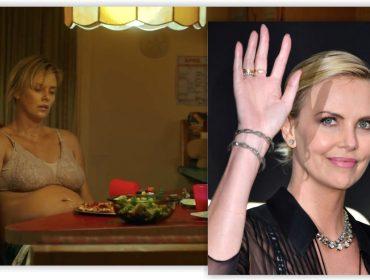 Charlize Theron vai aparecer com 23 kg a mais em novo filme que poderá lhe render mais um Oscar