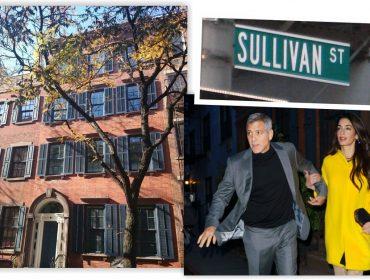 Prédio de Amal e George Clooney em NY é suspeito de abrigar hotel ilegal
