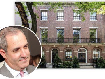 Ex-assessor de Bill Clinton compra townhouse que foi de David Rockefeller com senhor desconto