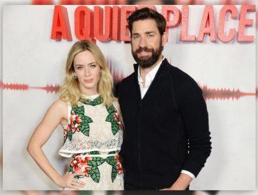 """Emily Blunt e John Krasinski se tornam o casal hollywoodiano do momento com sucesso de """"Um Lugar Silencioso"""""""