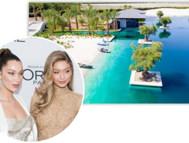 Bella e Gigi Hadid pagaram US$ 350 mil para alugar casa perto do Coachella no último findi
