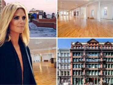 Heidi Klum investe US$ 5 mi em apê e vai gastar mais US$  5 mi em reformas