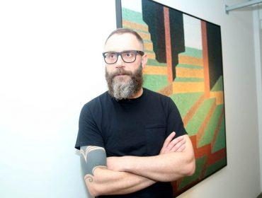 Mostra apresenta 28 trabalhos de Claudio Tozzi realizados ao longo de quatro décadas